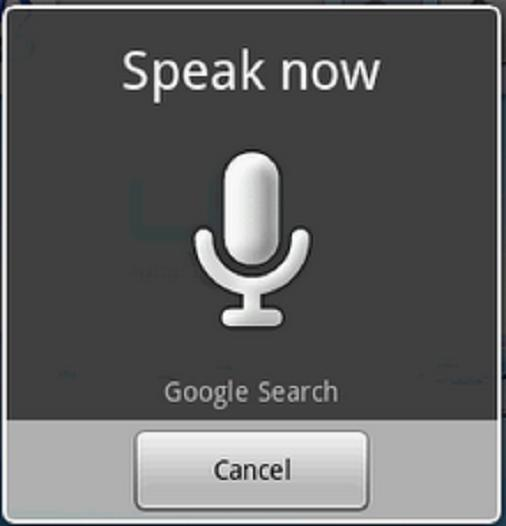 speaknow Android's Voice Search Now Extended to 46 Languages