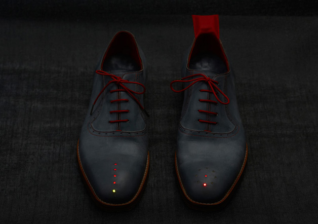 ds1 Dominic Wilcox's Designer Shoes Make Dorothy's Red Slippers A Reality
