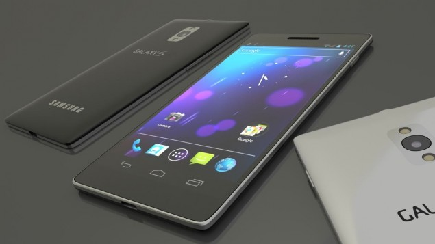 galaxyconcept Samsung Gearing Up for the Galaxy S4, so says rumor