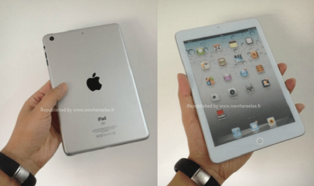 ipadmini Apple's iPad Mini Leaked? Or Just Another Fake?