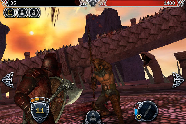 legend2 Blood and Glory Legend Review for iOS