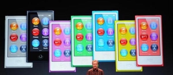 nano Official Announcement: Introducing the iPod Nano 7th-Gen