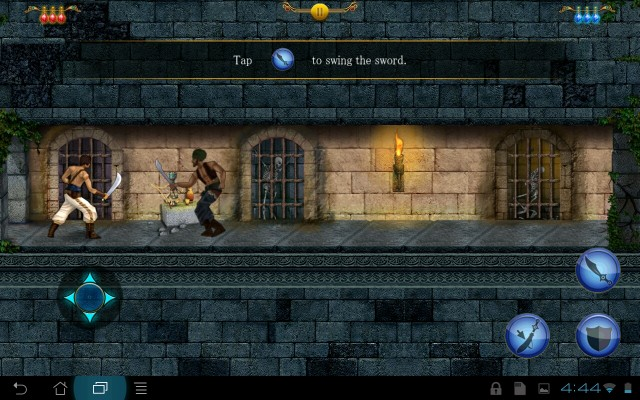 pop3-640x400 Game Review: Prince of Persia Classic on Android