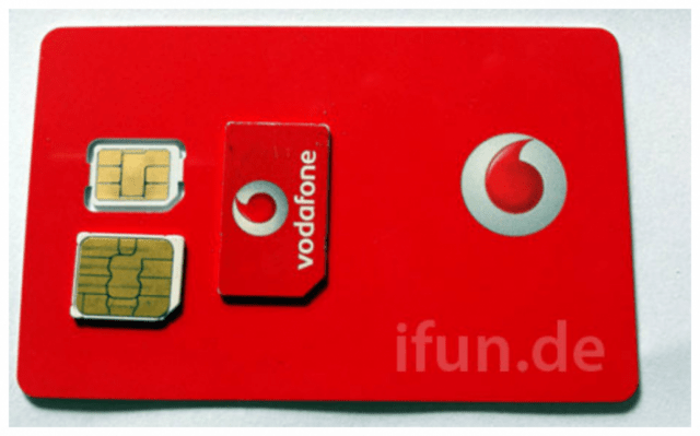 vodasim-640x399 Vodafone nano-SIMs Are Now In Stock, Prepping for the iPhone 5 Launch