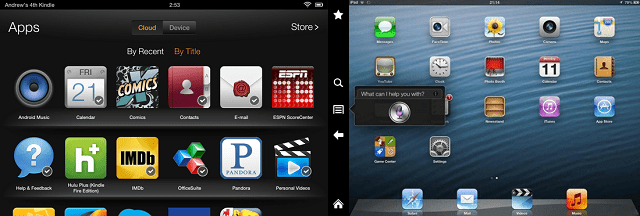 UI-an-ios Kindle Fire HD versus iPad Mini: Which is Right for You?