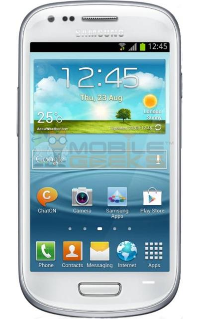 galaxys3 Samsung Galaxy S3 Mini Picture Leaked