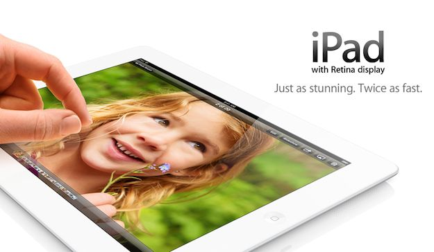 ipad41 Apple may exchange your brand new iPad 3 with new 4th-gen model
