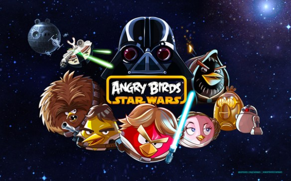 AGBIRDS Angry Birds Star Wars to Be Released November 8th