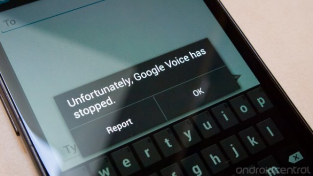 google-voice-640x360 Google Voice isn't working right with Android 4.2 [ Updated ]