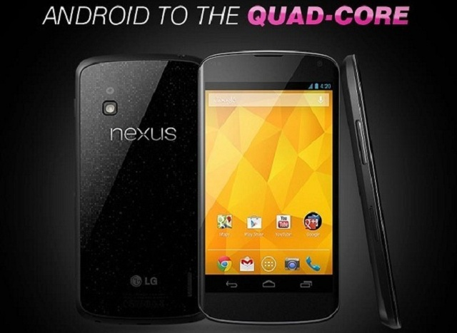 nexus4 LG Nexus 4 sold at-cost by Google?