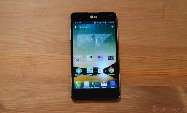 121217-optg CyanogenMOD 10.1 Gets Ported to LG Optimus G