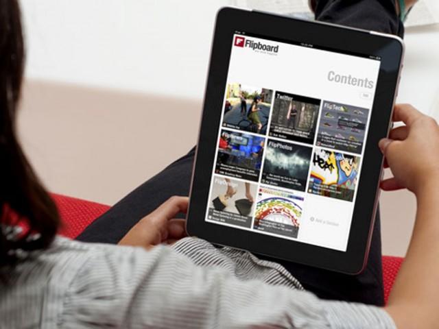 582f6__flipboard-640x480 Tablet Version of Flipboard App Arrives Today