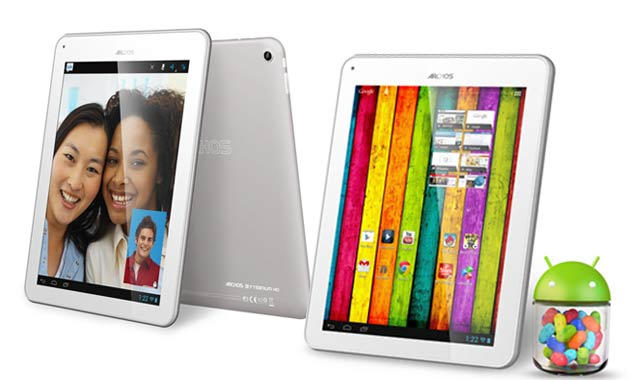 Archos-97-Titanium-HD Archos 97 Titanium HD Goes After iPad With Incredible Display And Long Name