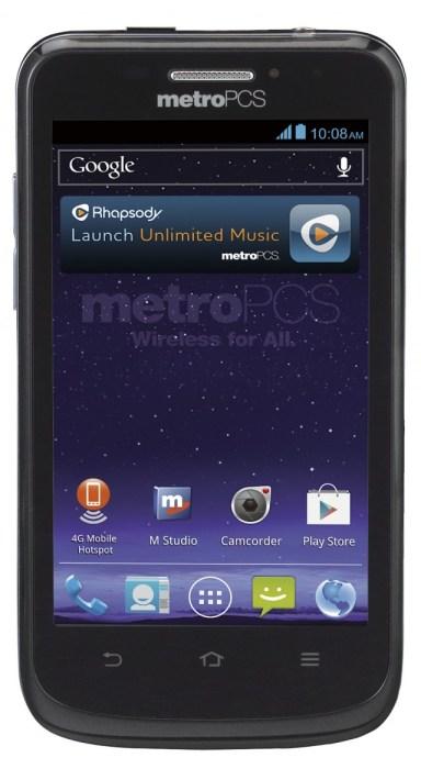 ZTEAvidFront-640x1167 ZTE Avid 4G Drops Today for MetroPCS