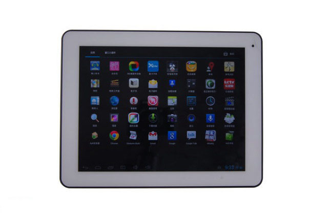 chinese-retina-display-tablet Wei Sijie 97RT Chinese tablet boasts 2GB RAM and Retina Display