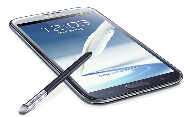 gn2  Factory Unlocked Samsung Galaxy Note 2 Phablet for $350 Off