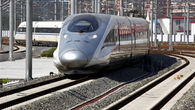 high_speed_rail China Introduces World's Longest High-Speed Rail Line