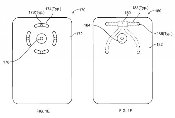 Google-Patent-Flashes2 Google Granted Patent for Multi-Flash
