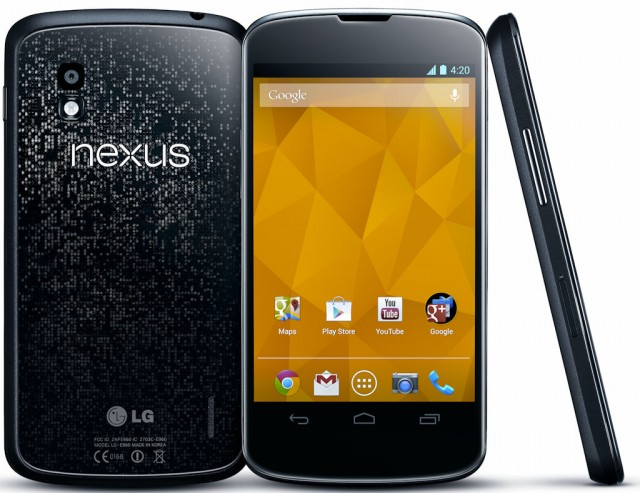 Nexus-4-640x493 LG Blames Google for Nexus 4 Shortages