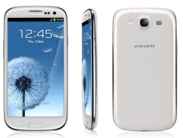 galaxy-s32  Maximizing Your Samsung Galaxy S3: Using Gestures and Motions