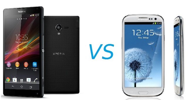 gs3-sony Samsung Galaxy S3 vs Sony Xperia ZL: How Do They Compare?