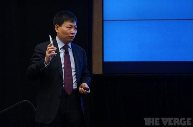 huawei-richard-yu_1 Is Huawei's Spirit Enough to Take on Apple and Samsung?