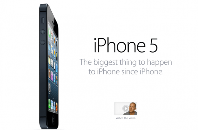 iphone-5 Surprise, Surprise: Next iPhone to Look the Same as Current iPhone 5