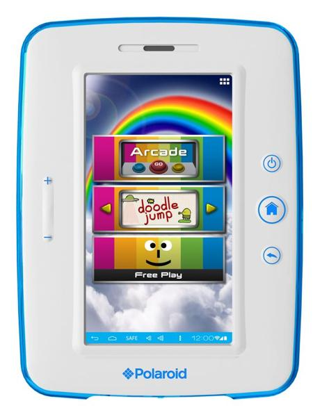 polatab Polaroid Unveils its Own Kid Tablet, Sets You Back $149.99