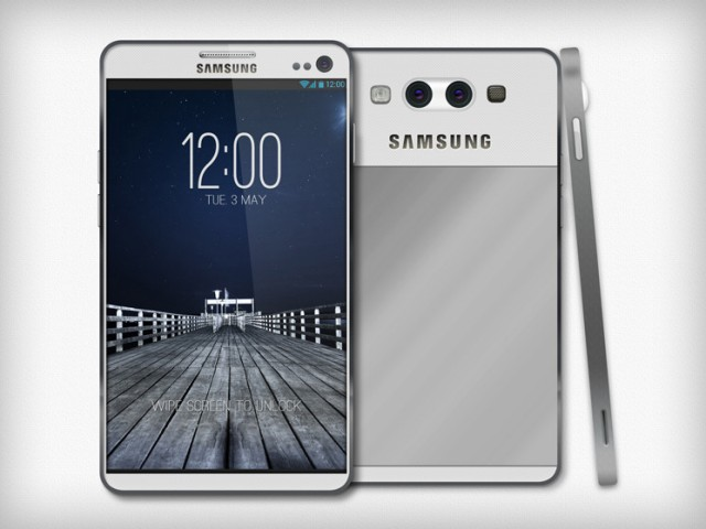 s4-concept-640x480 Samsung Galaxy S4 to Be Unveiled on March 22nd at Special Samsung Unpacked Event?