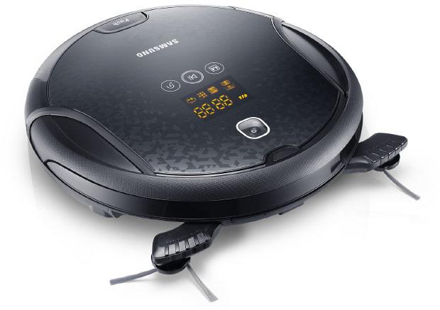 samsungroboticvac Photo of Samsung's Smart Tango Corner Sweep Vac for CES