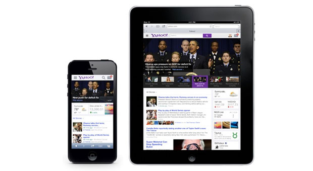 Yahoo-redesign Yahoo Announces Homepage Redesign with More 'Social' Focus