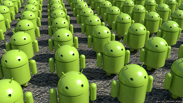 android-army Is Google Worried About Samsung's Android Dominance?