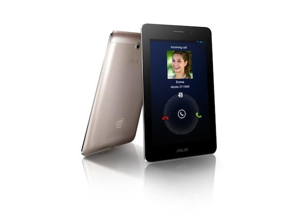 asus-fonepad 7-inch Asus FonePad Runs on Intel Processor and Can Make Phone Calls