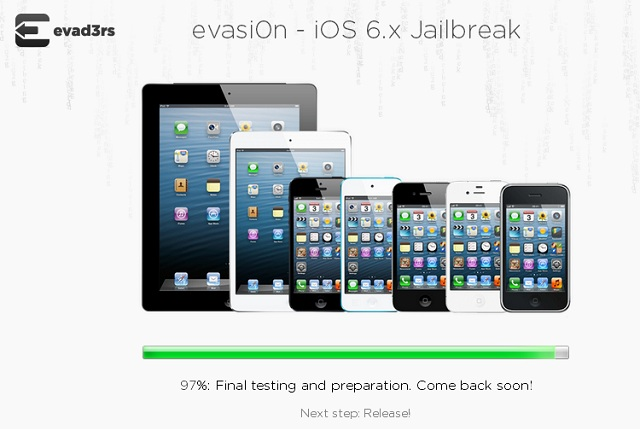 evasi0n iOS 6 and 6.1 Jailbreak Arriving Sometime Later Today