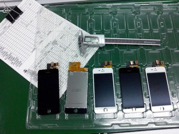 iPhone-5S- Possible Pictures of iPhone 5S in Production