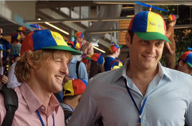 intern 'The Internship' Features Vince Vaughn and Owen Wilson as Google Interns [Video]