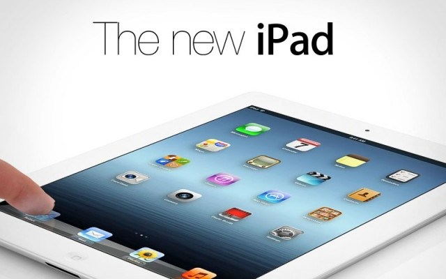 ipad_new One in Every Six PCs Sold in Q4 Was An Apple iPad, Says Canalys