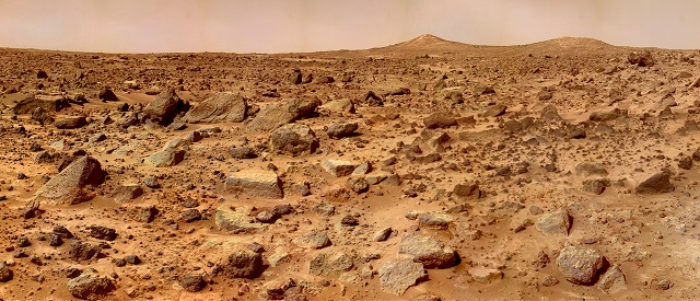 mars Dennis Tito Planning Mission to Mars for 2018