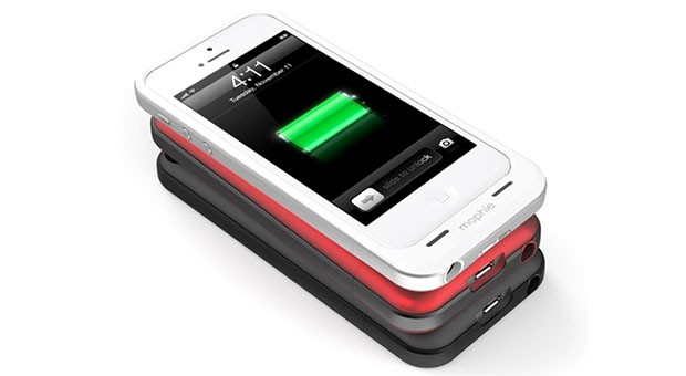 mophie-juice-pack-air-brings-an-extra-1-700-mah-to-iphone-5 Boost your iPhone 5 battery by 1,700mAh with the Mophie Juice Pack Air