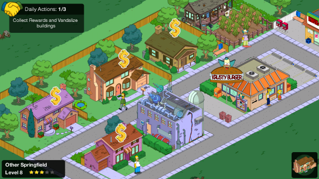 003-640x360 The Simpsons: Tapped Out Review