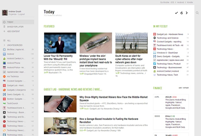 feedly Google Reader Alternatives, Which One is Right for You?