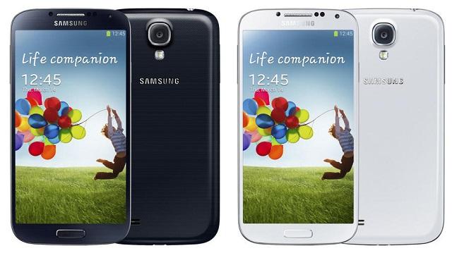 galaxy-s41 Sony Xperia Z versus Samsung Galaxy S4