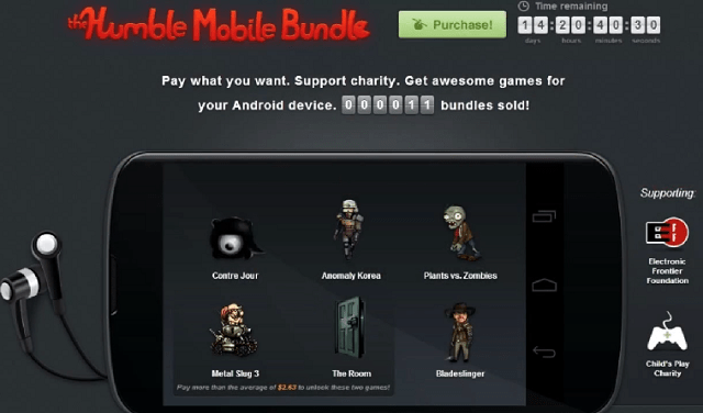 humble-mobile-bundle Android Only 'Humble Mobile Bundle' (Video)