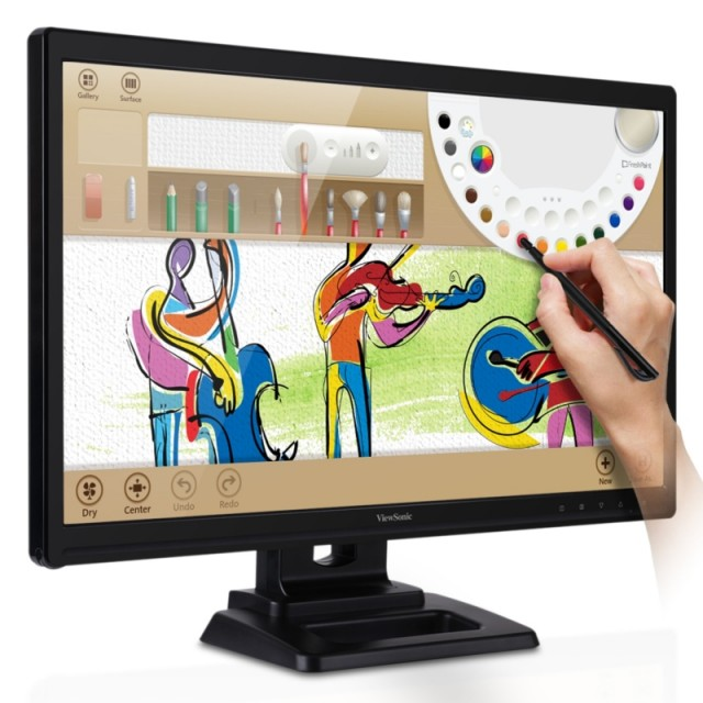 monitor-640x640 Save $200 on ViewSonic TD2420 24-Inch Multitouch LED Monitor