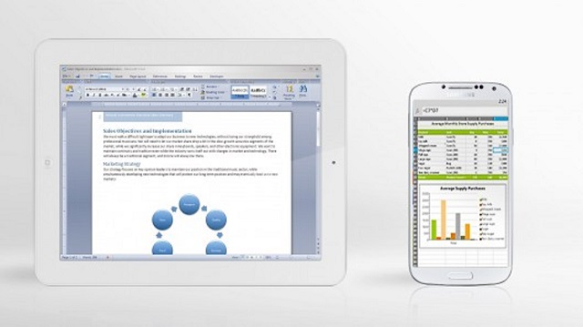 office-ipad-android-2014 Microsoft Office For Android And iPad Coming -- in 2014