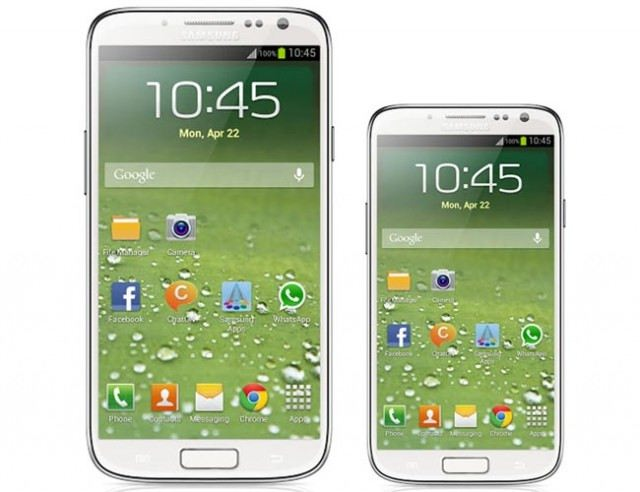 s4-mini More Details Leaked About the Galaxy S4 Mini