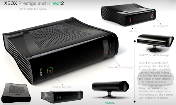 xbox-concept-2 Next Xbox: Is Always-On Functionality All Bad?