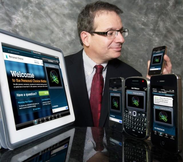 130523-watson1-640x567 Canada's Royal Bank Hires IBM Watson for Customer Service Job