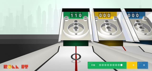 chrome-experiment-roll-it-game Chrome Experiment 'Roll It' Game (Video)