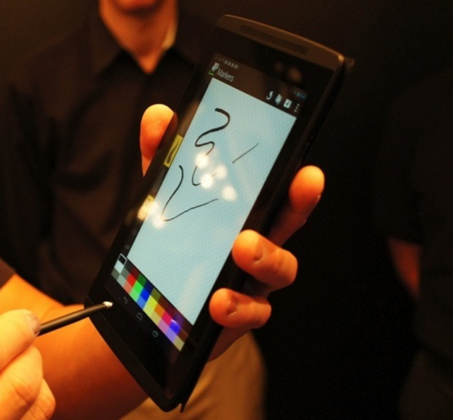 nvidia-stylus-tegra4 NVIDIA's New Touchscreen-Stylus Technology